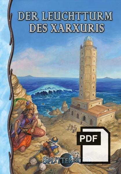 Der Leuchtturm des Xarxuris - PDF