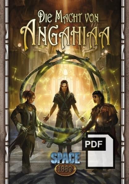 Die Macht von Angahiaa – PDF