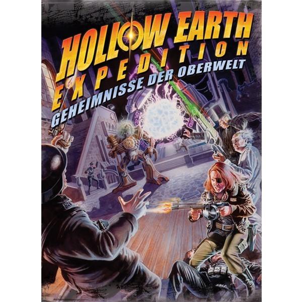 Geheimnisse der Oberwelt - Hollow Earth Expedition