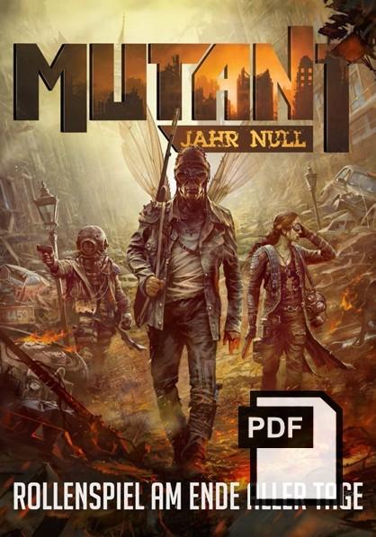 Mutant: Jahr Null Grundregelwerk PDF