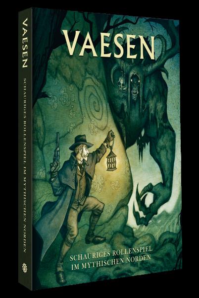 Vaesen – Schauriges Rollenspiel im Mythischen Norden - PDF