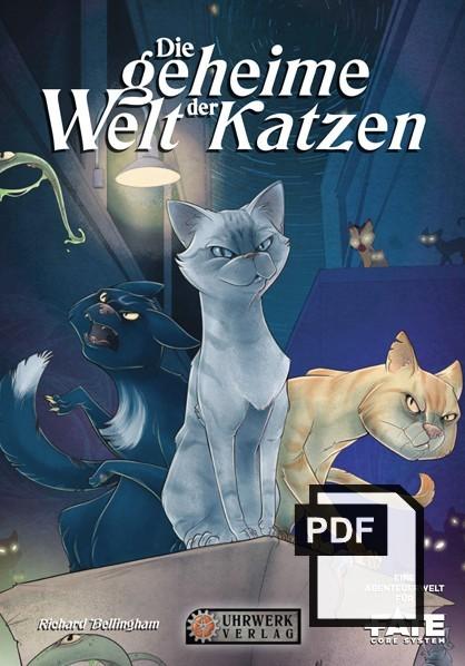 Die geheime Welt der Katzen - PDF