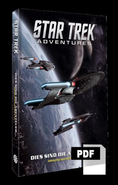Star Trek - Dies sind die Abenteuer...- PDF