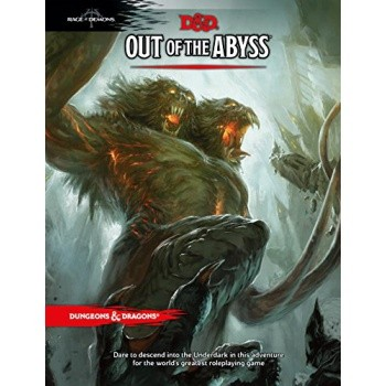 D&D 5 - Out of the Abyss - englisch