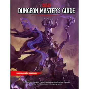 D&D 5 - Dungeon Master's Guide - englisch