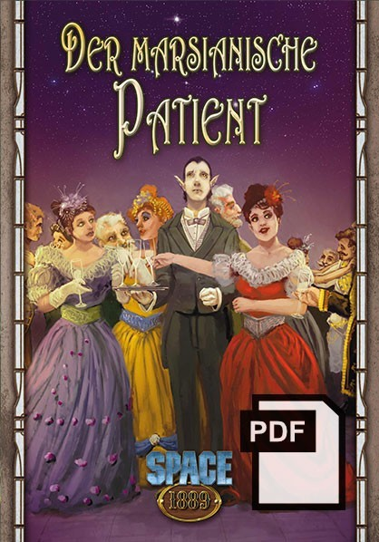 Der marsianische Patient - PDF