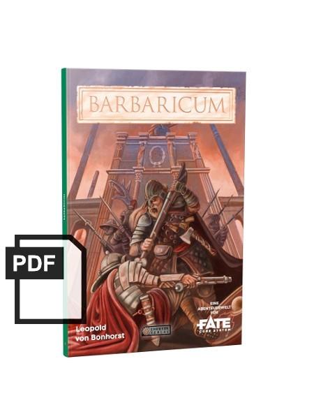 Barbaricum – Eine Fate-Abenteuerwelt - PDF