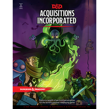 D&D 5 - Acquisitions Incorporated - englisch