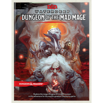 D&D 5 - Dungeon of the Mad Mage - englisch