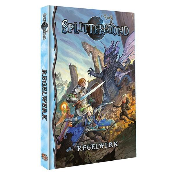 Splittermond: Die Regeln (2. Auflage)