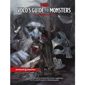 D&D 5 - Volo's Guide to Monsters - englisch