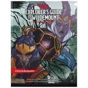 D&D 5 - Explorer's Guide to Wildemount - englisch