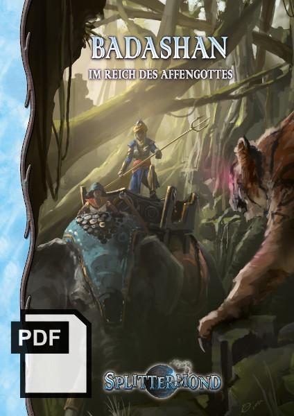 Badashan - Im Reich des Affengottes - PDF