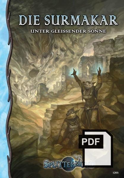 Die Surmakar – Unter gleißender Sonne – PDF