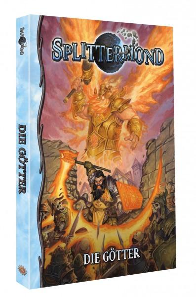 Splittermond - Die Götter - Taschenbuchausgabe