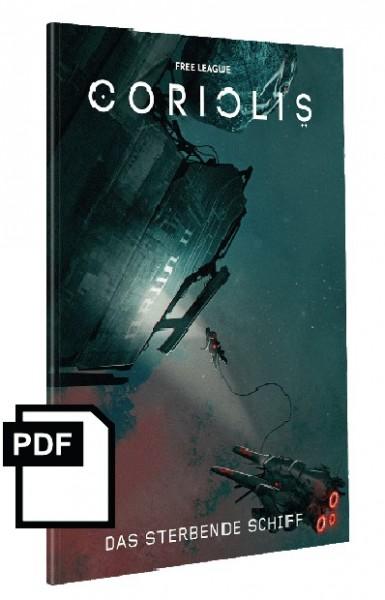 Coriolis - Das sterbende Schiff - PDF