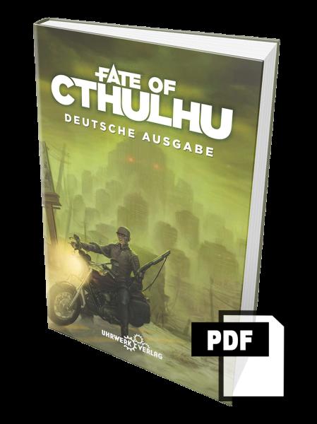 Fate of Cthulhu - PDF
