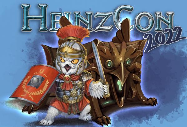 """HeinzCon 2022 - Contüte """"Deluxe"""""""