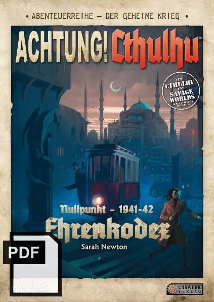 Achtung! Cthulhu - Ehrenkodex - PDF