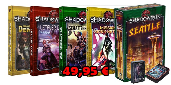 Shadowrun 5-Bundle