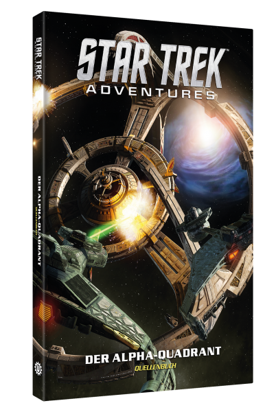Star Trek Adventures - Der Alpha-Quadrant