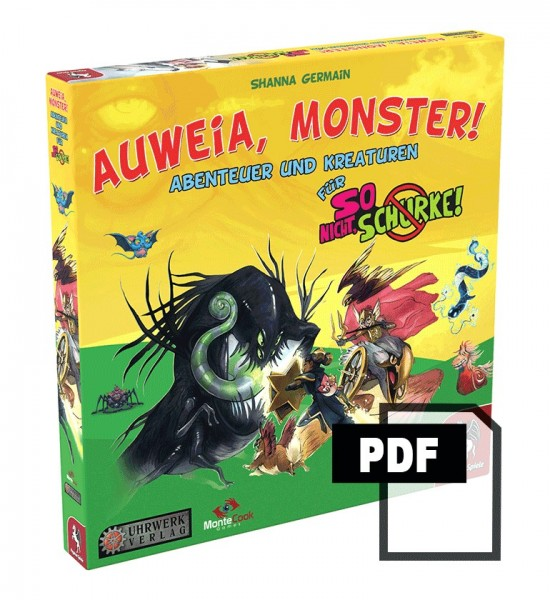 Auweia Monster! - PDF