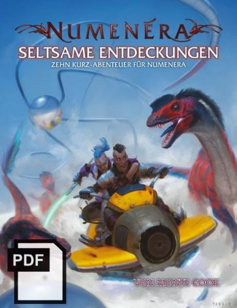 Seltsame Entdeckungen - PDF