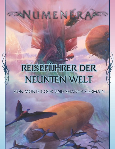 Numenera - Reiseführer der Neunten Welt