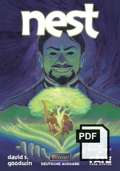 Nest – eine Fate-Abenteuerwelt – PDF
