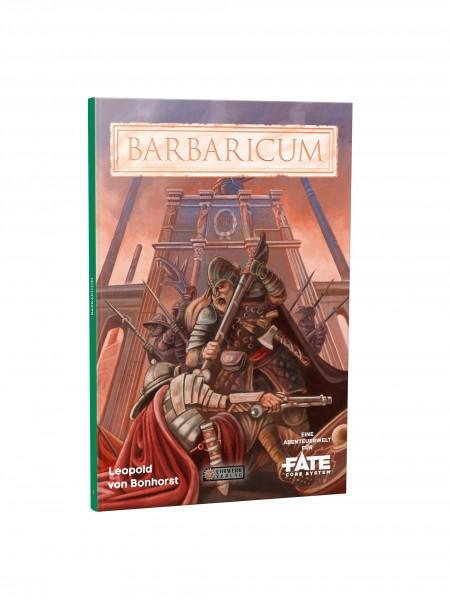 Barbaricum – Eine Fate-Abenteuerwelt