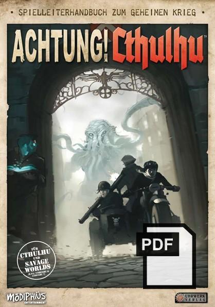 Achtung! Cthulhu – Spielleiterhandbuch – PDF