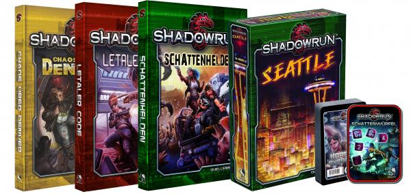 Shadowrun 5-Paket