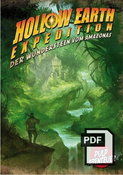 Der Wunderstein vom Amazonas – PDF