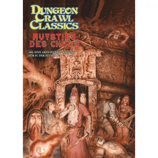 Dungeon Crawl Classics - Aufstieg des Chaos