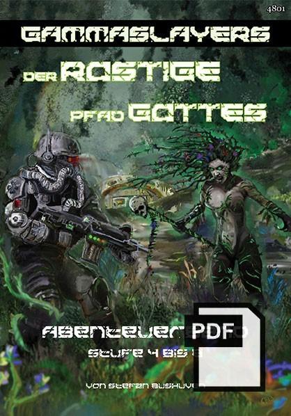 Der rostige Pfad Gottes - PDF