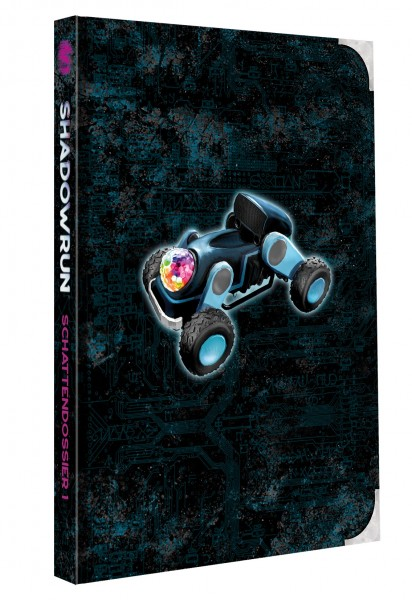Shadowrun: Schattendossier 1 - limitierte Ausgabe