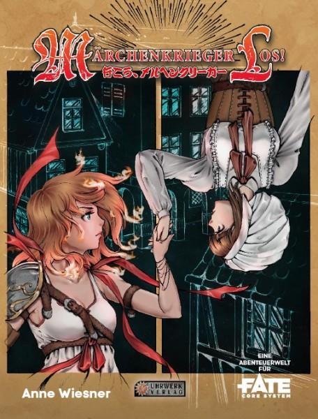 Märchenkrieger, LOS! – Eine Fate-Abenteuerwelt