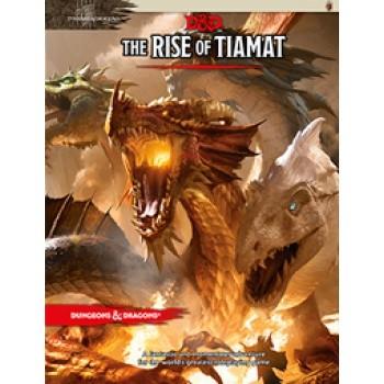 D&D 5 - The Rise of Tiamat - englisch