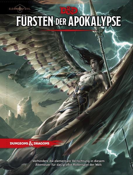 D&D 5 - Fürsten der Apokalypse - deutsch
