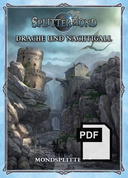 Drache und Nachtigall - Mondsplitter 4 - PDF