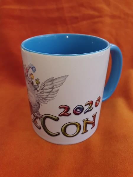 HeinzCon Tasse 2020, blau
