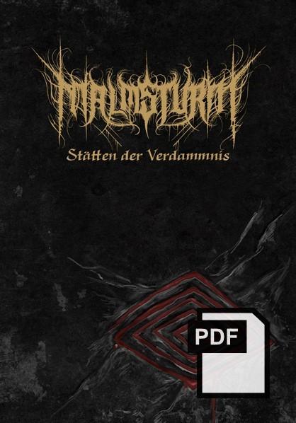 Malmsturm - Stätten der Verdammnis PDF