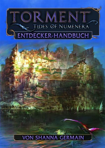 Torment: Tides of Numenera - Das Entdecker-Handbuch