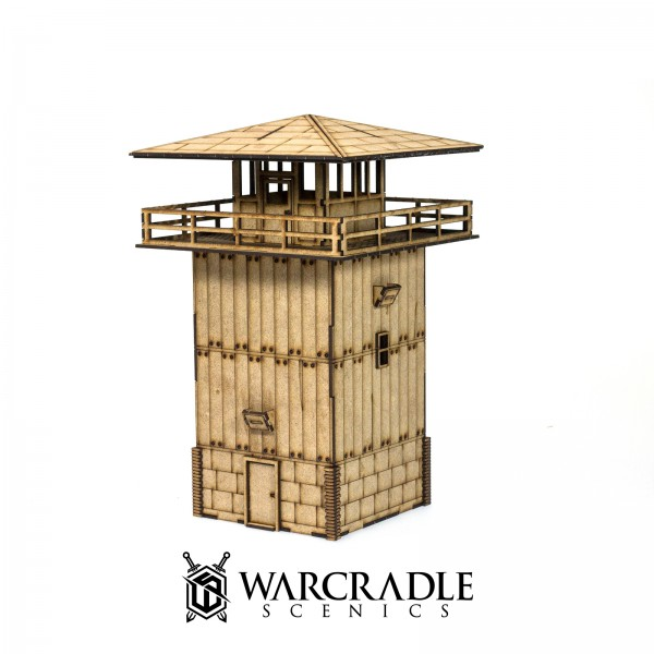 Woodford - Prison Guard Tower