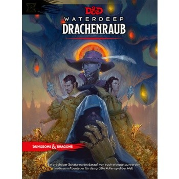 D&D 5 - Waterdeep - Drachenraub - deutsch