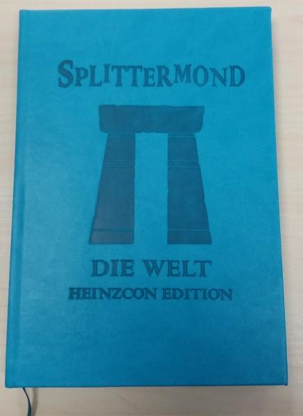 Splittermond: Die Welt Taschenbuch - Heinzcon-Edition