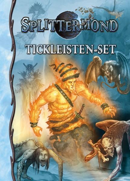 Splittermond Deluxe-Tickleistenset