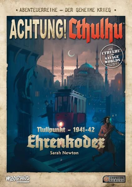 Achtung! Cthulhu - Ehrenkodex