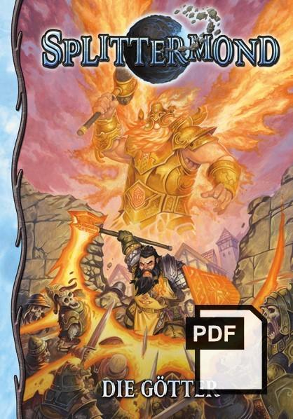 Splittermond: Die Götter – PDF