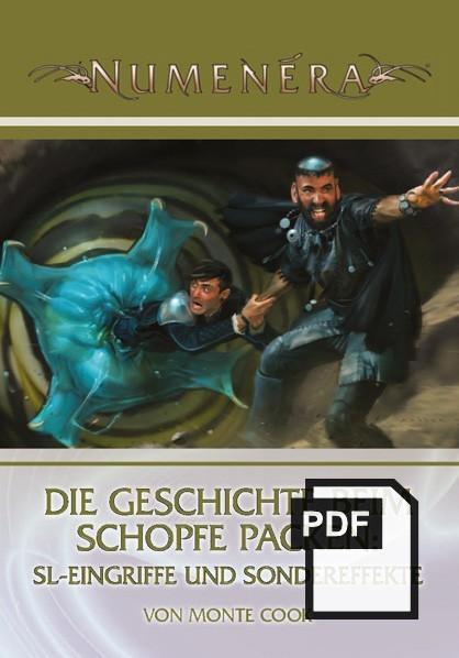 Numenéra Spielleiterheft – PDF